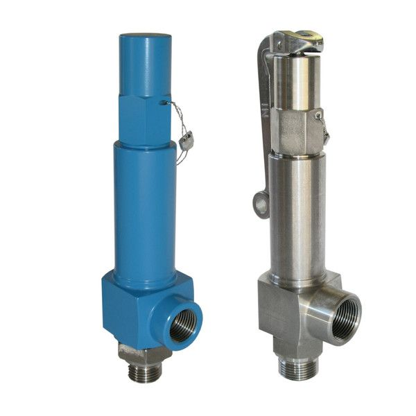 Niezgodka Type 14 Relief Valve - Stainless Steel & Special Alloys