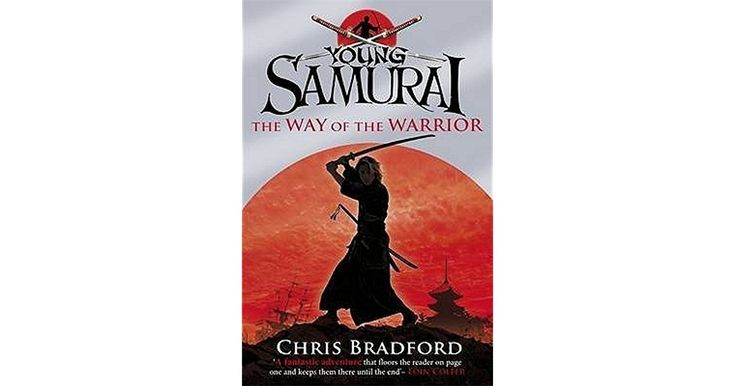"""Young Samurai: The Way of the Warrior"" is the first book in this blockbuster series by Chris Bradford. August 1611. Jack Fletcher is shipwrecked off the coast of Japan - his beloved father and the crew lie slaughtered by ninja pirates. Rescued by the legendary sword master Masamoto Takeshi, Jack's only hope is to become a samurai warrior. And so his training begins."