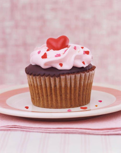 cup cake san valentino love