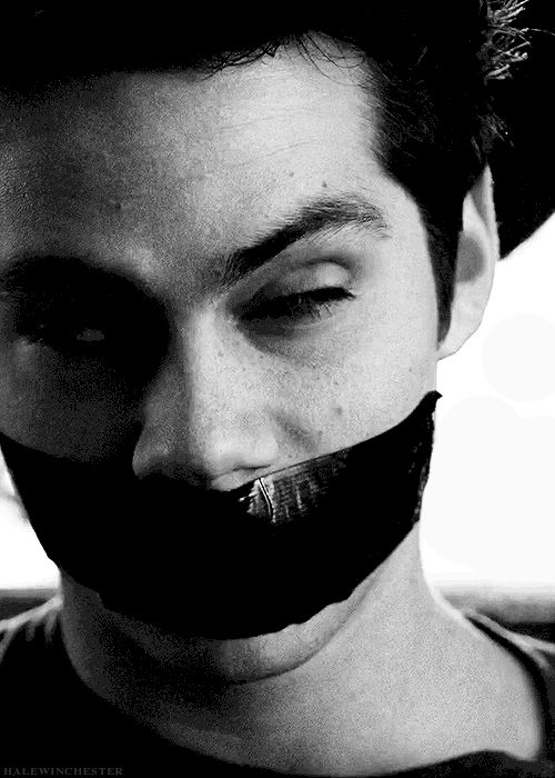Sly Nogitsune Stiles, how are you so sexy?
