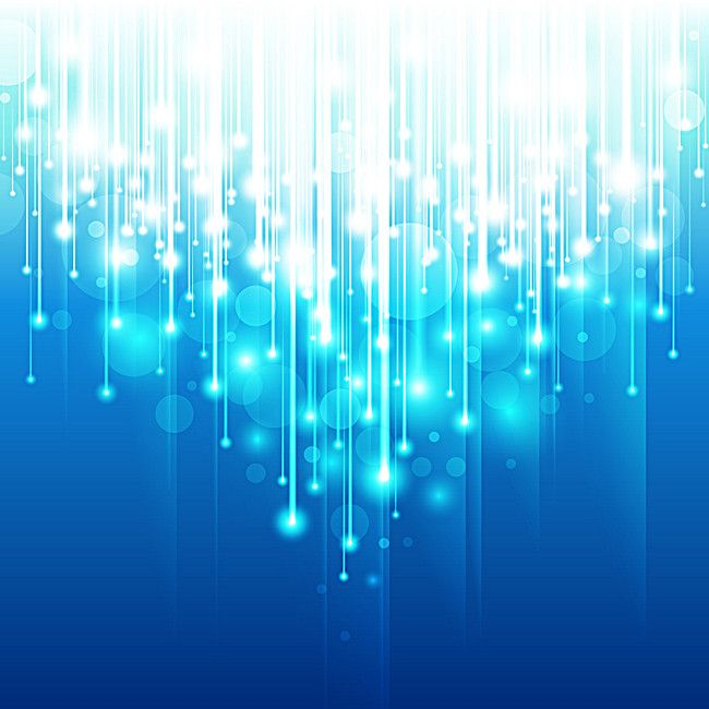 Bright Blue Points Of Light Fantasy Background Fantasy Background Light Light Background Images