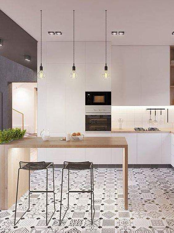 869 best Diseños de cocinas images on Pinterest | Alturas, Cocina ...