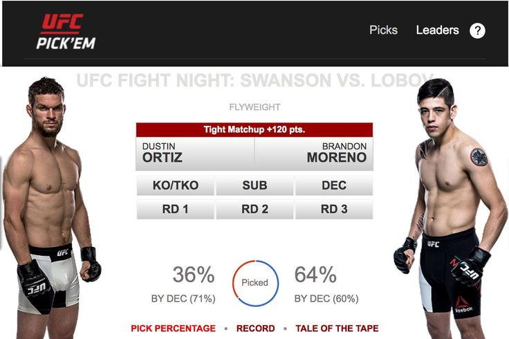 """Can't wait to watch this #fight between Dustin Ortiz MMA and Brandon """"The Assasin Baby"""" Moreno at #UFCFightNightNashville! #Moreno's on a 10-win streak and with a 3"""" height and 4"""" reach advantage is he holding all the cards?  Dont miss the prelims on Fox Sports 2 and main card on Fox Sports 1 at 10PM ET tonight April 22!  #UFC #UFCnews #MMA #MMAnews #Mixedmartialarts #Kickboxing #BJJ #WMMA #Combatsports #MMAfighter #Mixedmartialartsfighter #DanaWhite #Fighter #UltimateFightingChampionship…"""