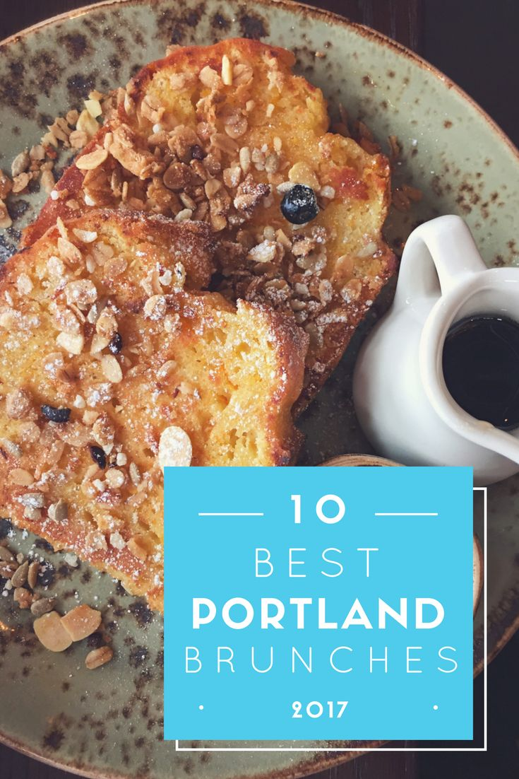 13 best Brunch City USA images on Pinterest | Brunches, Portland and ...