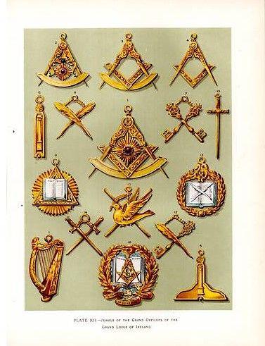 Victorianische Schautafeln – Freimaurer-Wiki