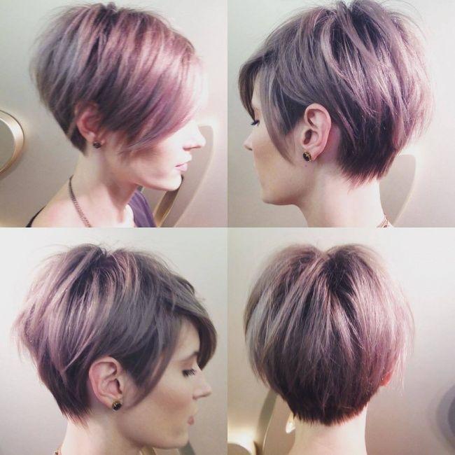 Long PIXIE-Cuts! Schau Dir diese 10 weiblichen PIXIE mit längerem Deckhaar an! - Neue Frisur