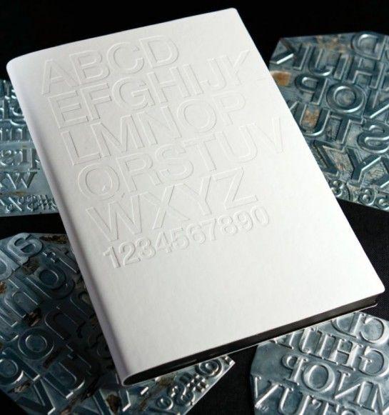 Signature Gutenberg Notebook
