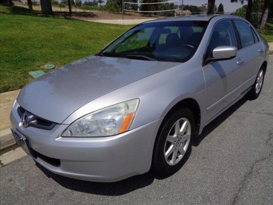 Sedan, 2004 Honda Accord EX L With 4 Door In Thousand Oaks, CA