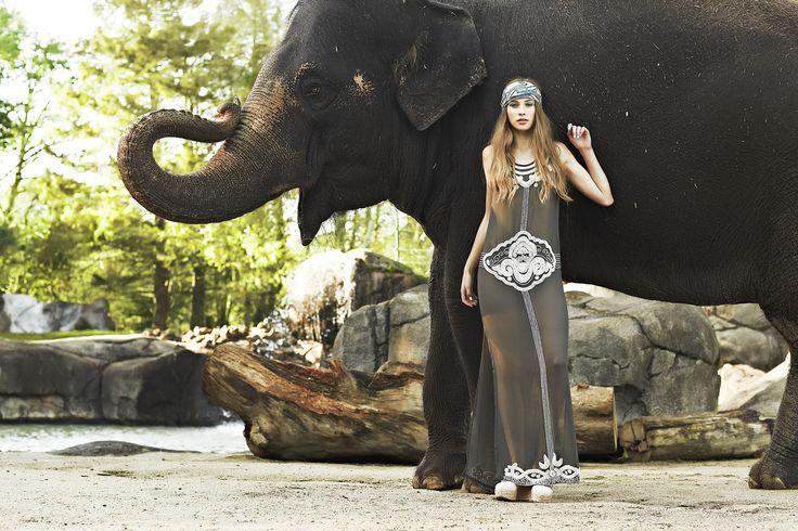 Trelise Cooper Game of Stones Dress