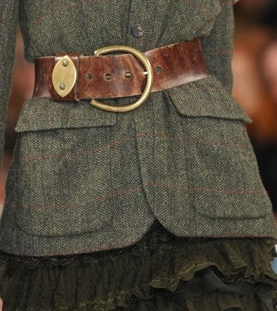 Ideas: Ralph Lauren...of course I love this it's Ralph Lauren :) the official Fashionista.