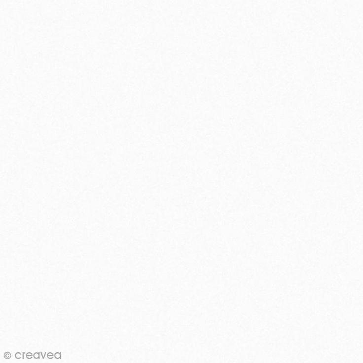 Adhésif Venilia Unimat - Blanc - 200 x 45 cm