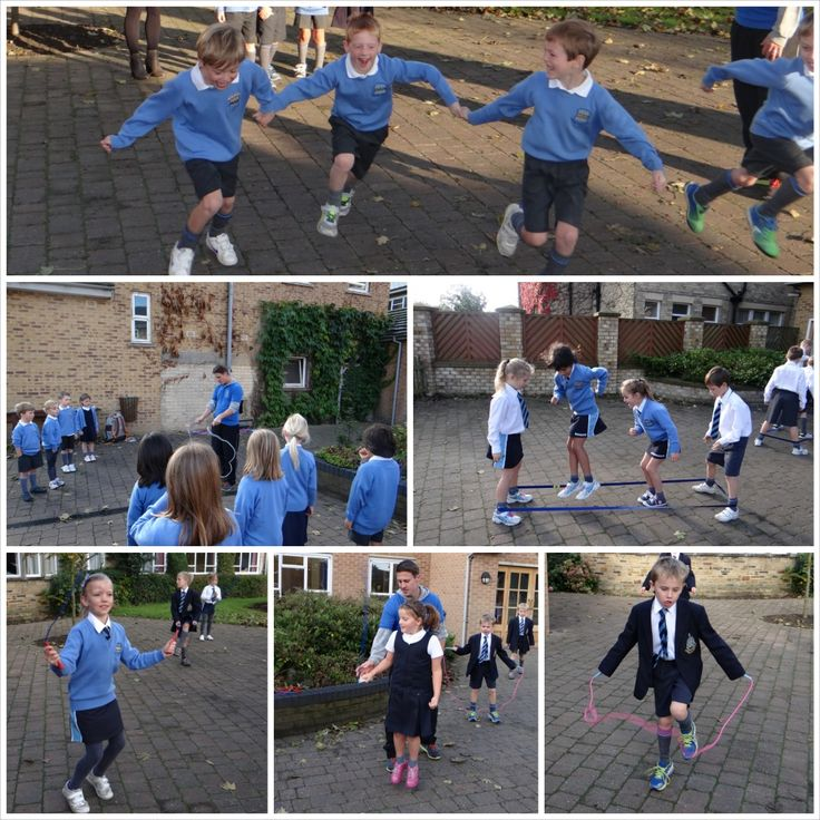 Pocklington Prep School children from Reception to year 6 took part in a special all-day skipping workshop on Wednesday 8th October.