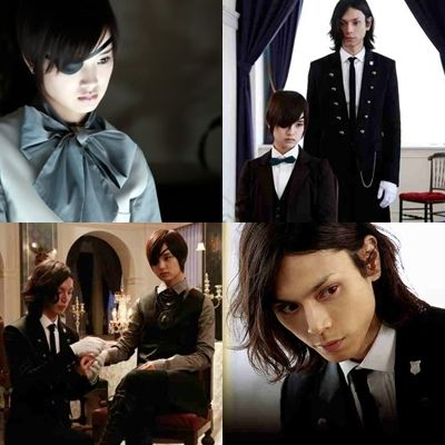 black butler live action - how i miss hiro being a butler. HE IS BUTLER! im so glad i've watched this in big screen alone aha! thank you sm cinema :)