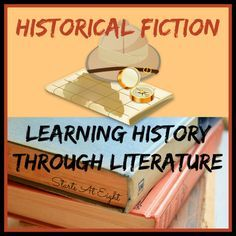 Historical Fiction ~ Learning History Through Literature. A landing page for everything historical fiction. Pin for later & check back, I will add as I go!