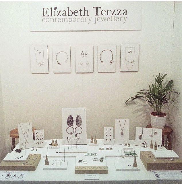 Elizabeth Terzza. Great Northern Contemporary Craft Fair 2014