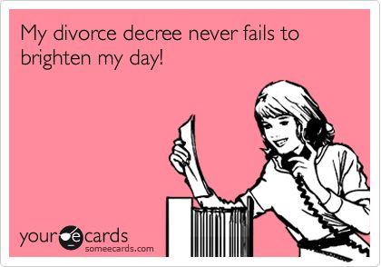 Aw!Single Mom, Happily Married, Apostill Divorce, Grandma Casey, Divorce Decree, Certificate Decree Texas, Divorce Certificate Decree, Courtney Moses, Mom Stuff