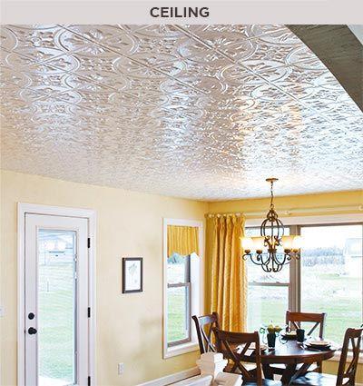Fasade Decorative Thermoplastic Panels Kitchen