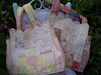 Buttermilk Bag