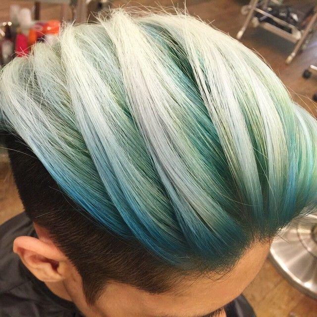 Best 25+ Men Hair Color Ideas On Pinterest