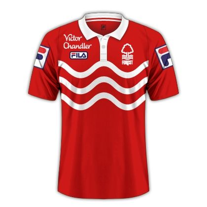 Nottingham Forest Home