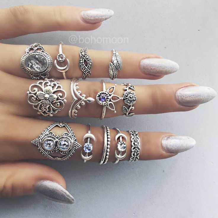 Love the rings!