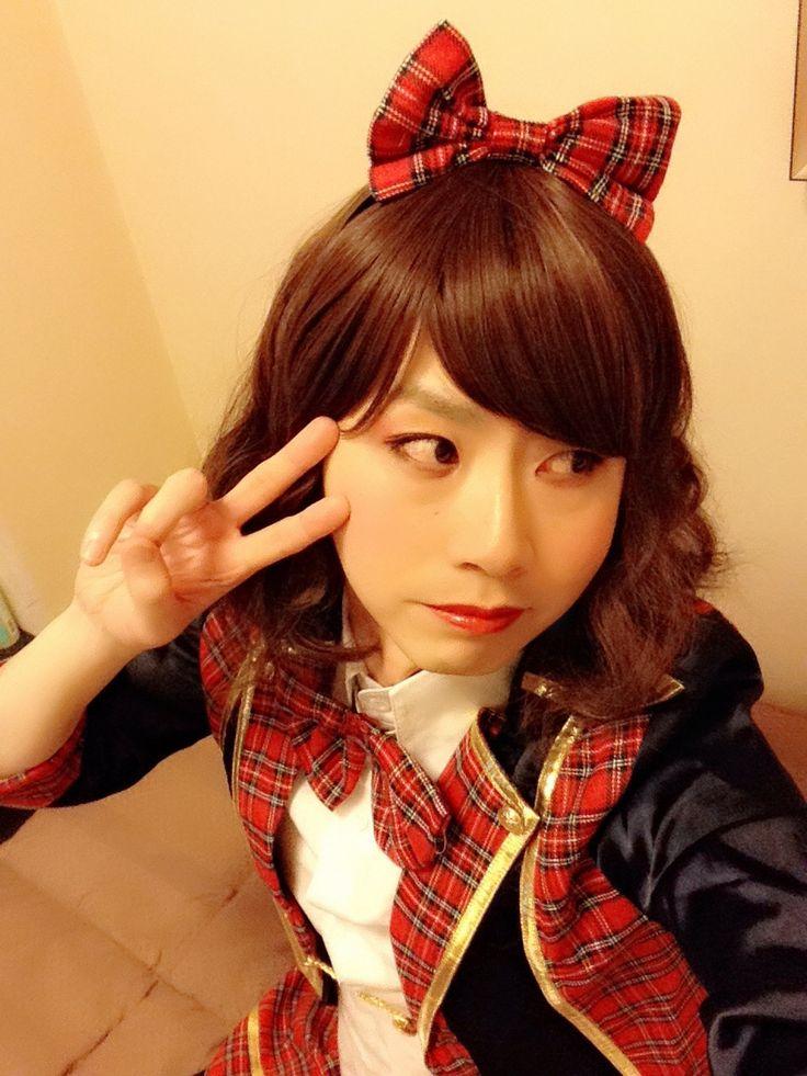 AKB風アイドル衣装♡(SAKURAノコ@crossdresser)