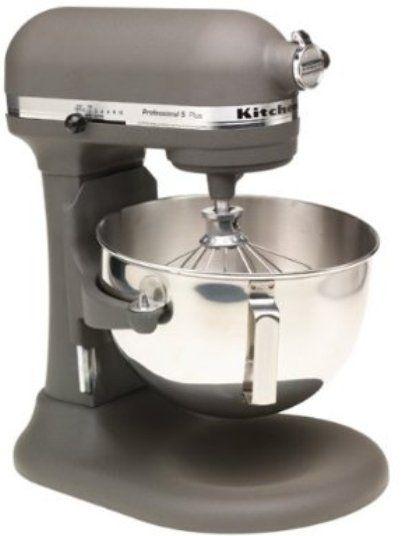 KitchenAid mixer. I WANT!!!!!!!!!!!!!!!!!!!!!!!