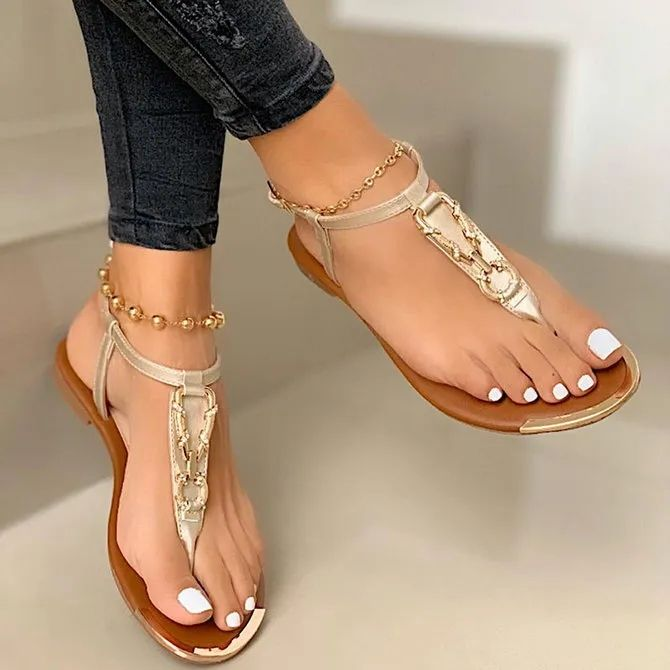 Summer Casual Sandals in 2020   Leather
