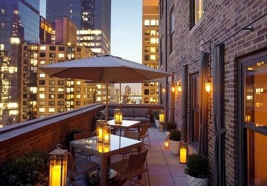 Elegant boutiquehotel i hjertet af Midtown Manhattan, kun få skridt fra Central Park, inklusive morgenmad