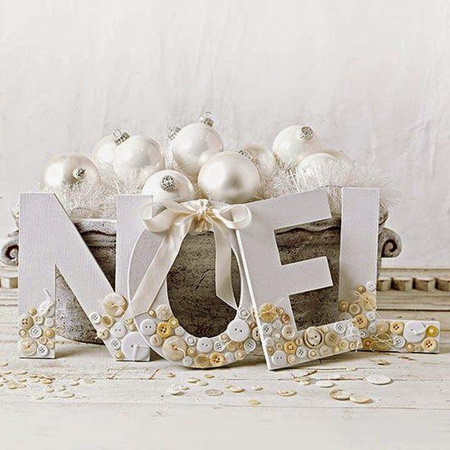 VERA MORAES: Decoração de Natal