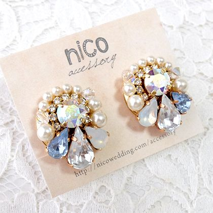 nicoアクセサリー|nico accessoryの商品一覧ページです。結婚式や二次会、デイリーアクセサリーとして...お気に入りを見つけて頂けると嬉しいです。