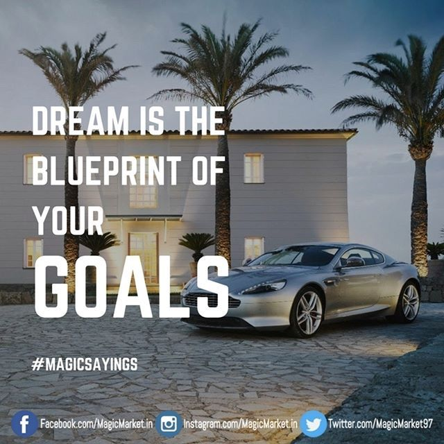 Dream big to get big #MagicSayings  Like >> http://buff.ly/2pIIjrd  #Thursday #Motivation #MillionairesSayings #Billionaire #QuotesToLiveBy #Quotes4Life #Quotes #InspirationalQuotes
