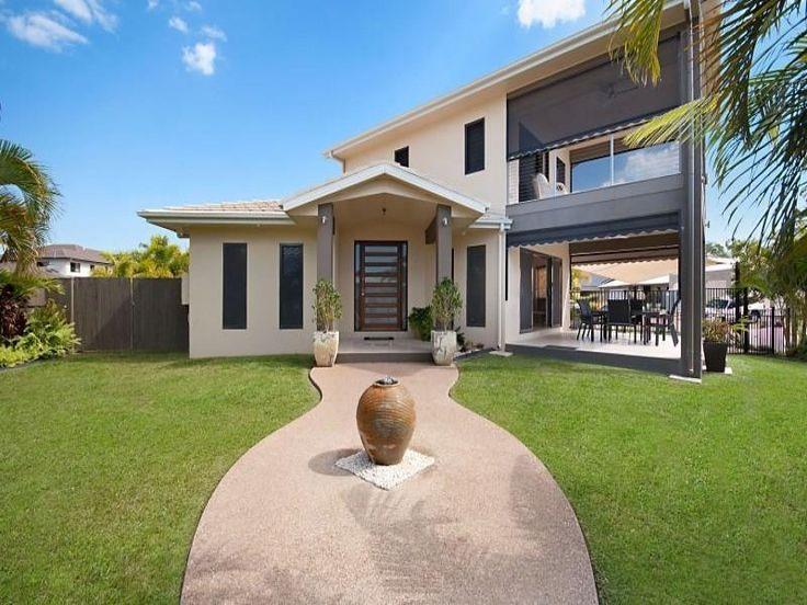 Photo of a house exterior design from a real Australian house - House Facade photo 775609
