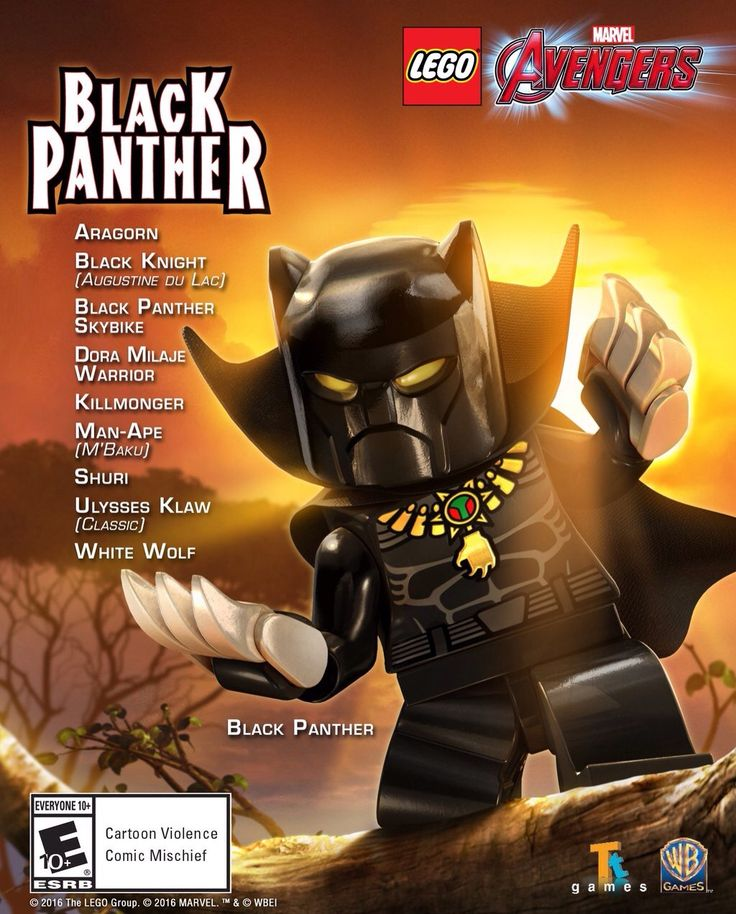 black panther dlc pack out now for lego marvel avengers