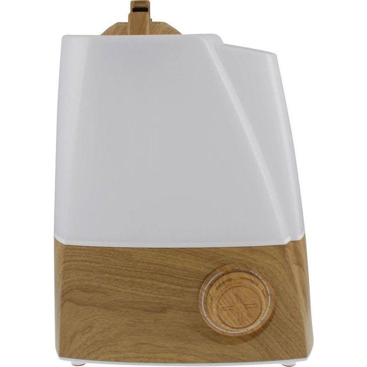 Ultrasonic Cool Mist Air Humidifier in Oak 5.8L | Buy Humidifiers