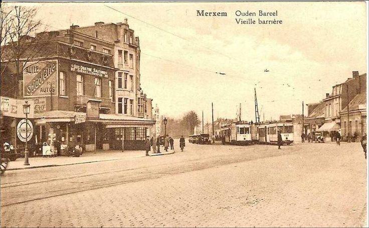 Merksem - Oude Bareel