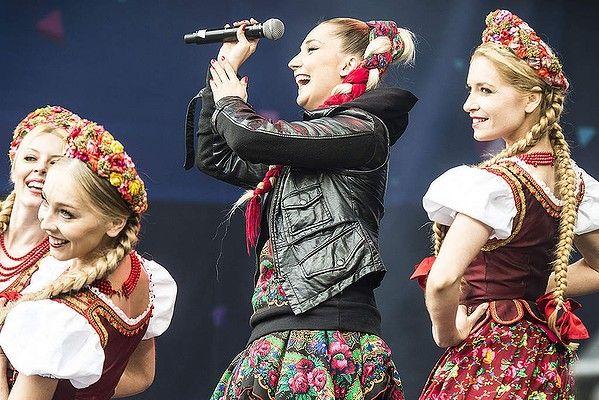 poland eurovision 2014 facebook