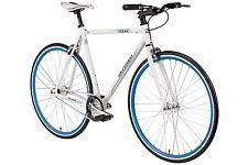 "28 Zoll Singlespeed Retro Fitnessbike Fixed Gear 28"" Fixie Fahrrad Rennrad Bike"