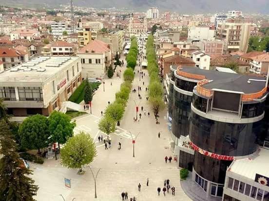 Beautiful Korca In Every Season Visit Albania Pinterest Albania And City