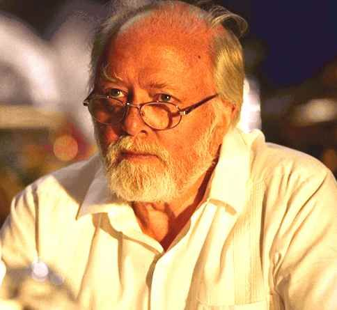 """Sir Richard Attenborough (1923 - 2014) died on August 24, 2014, 5 days before his ninety-first birthday. In his 60-plus years of acting, he amassed some 70 credits, including """"Brighton Rock,"""" ''The Great Escape,"""" ''Doctor Dolittle,"""" ''10 Rillington Place,"""" ''Jurassic Park"""" & the 1994 remake of """"Miracle on 34th Street."""" Naturally, he played Kris Kringle. As a director, he was best known for 1982's """"Gandhi,"""" which won him Academy Awards for director & best picture. The film won 8 Oscars."""