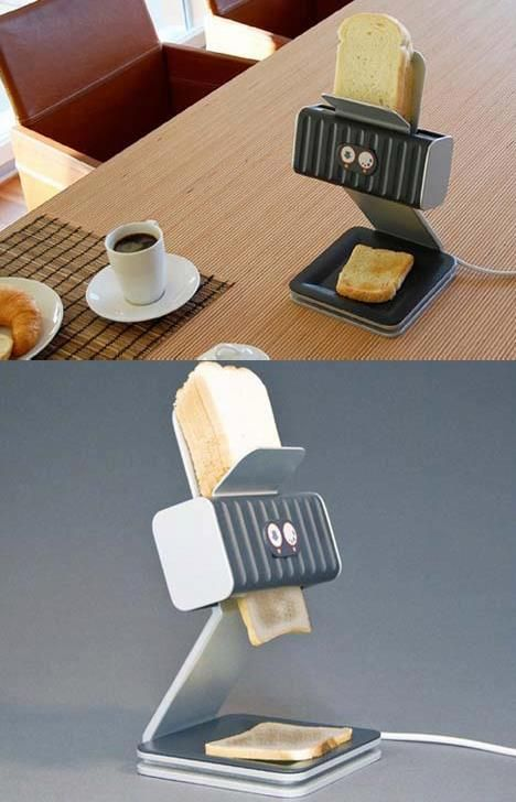 Genius toaster (product design )