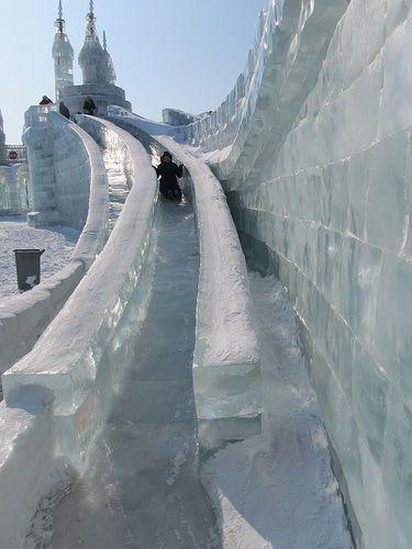 Cina - Harbin Ice Festival ⋆ Chez Sylvie