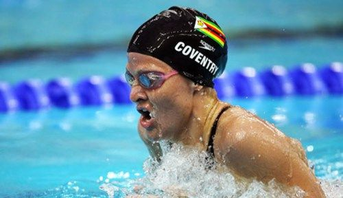 VIDEO: An inspirational behind-the-scenes look at Kirsty Coventry's Rio Olympics