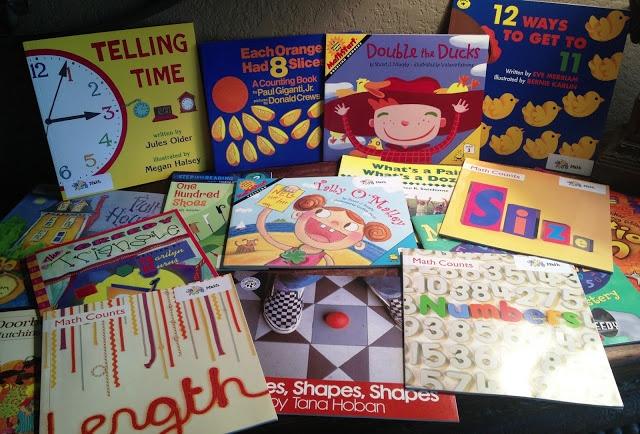 Books to Teach Math!!!
