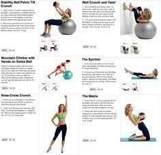transverse abdominal exercises - Google Search
