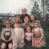 The Sound of Music Julie Andrews, Charmian Carr, Nicholas Hammond,Angela Cartwright, Heather Menzies, Duane Chase, Debbie Turner, Kym Karath 1965 20th