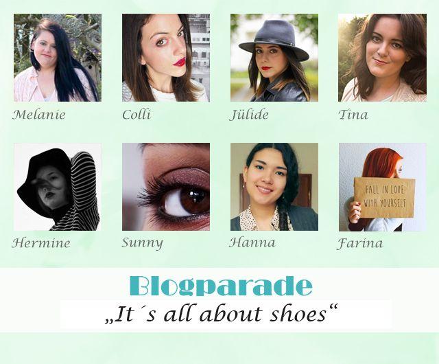 Blogparade shoes