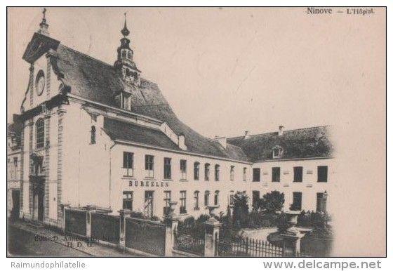 Ninove - Hospitaal Burchtstraat