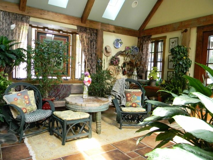 Do It Yourself Home Design: ... Of Your Sun Room For Plants To