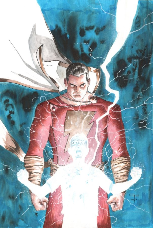 Shazam! by German Peralta Carrasoni http://www.thesterlingsilver.com/product/marc-jacobs-mbm3178-wristwatch-for-women/